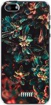 iPhone SE (2020) Hoesje Transparant TPU Case - Ornament #ffffff