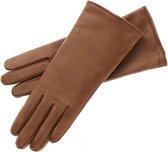 Roeckl Handschoenen Scotchgard Ausrüstung 7.5 S - cognac Leer - cognac