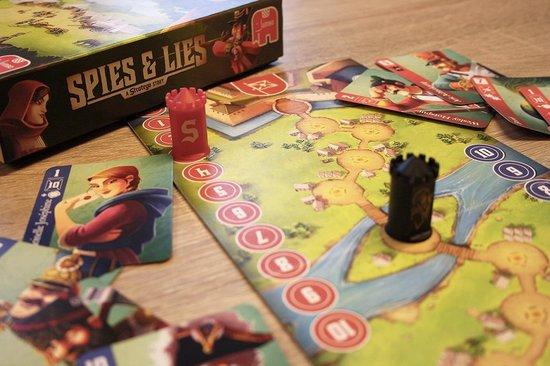 Afbeelding van het spel Spies & Lies - A Stratego Story