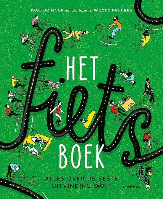 Het fietsboek - Paul De Moor | Fthsonline.com