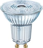 OSRAM - LED Spot - Parathom PAR16 927 36D - GU10 Fitting - Dimbaar - 3.7W - Warm Wit 2700K | Vervangt 35W