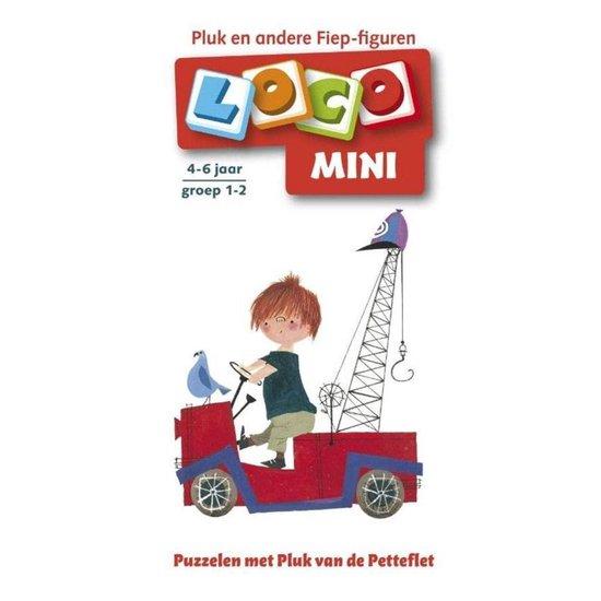 Afbeelding van Loco Mini / Puzzelen met Pluk van de Petteflet