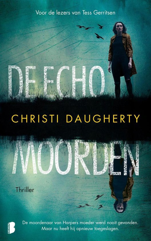 De echomoorden - C.J. Daugherty pdf epub