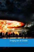 Boek cover Dreiging aan de Schelde van Pierre van den Heuvel