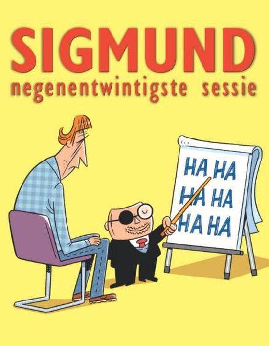 Sigmund negenentwintigste sessie - P. de Wit  