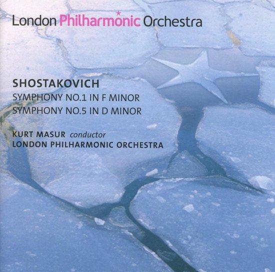 Symphony Nr. 1 And Nr. 5