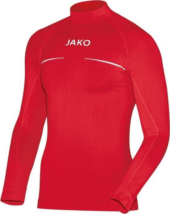Jako Comfort Shirt LM - Thermoshort  - rood - 2XL