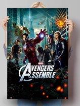 Reinders Poster Avengers - onesheet - Poster - 61 × 91,5 cm - no. 22689