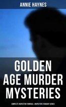 Omslag Golden Age Murder Mysteries - Complete Inspector Furnival & Inspector Stoddart Series