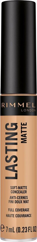 Rimmel London Lasting Matte True Beige 025 Concealer