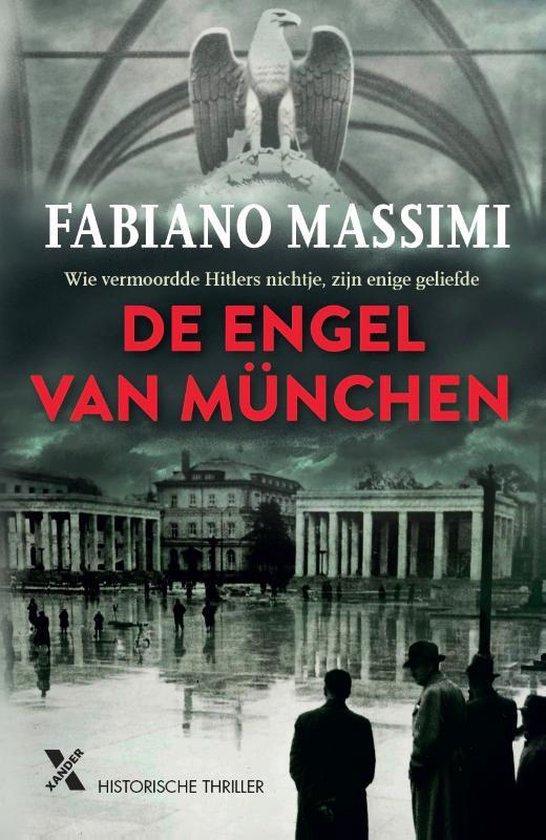 Boek cover De engel van München van Fabiano Massimi (Paperback)
