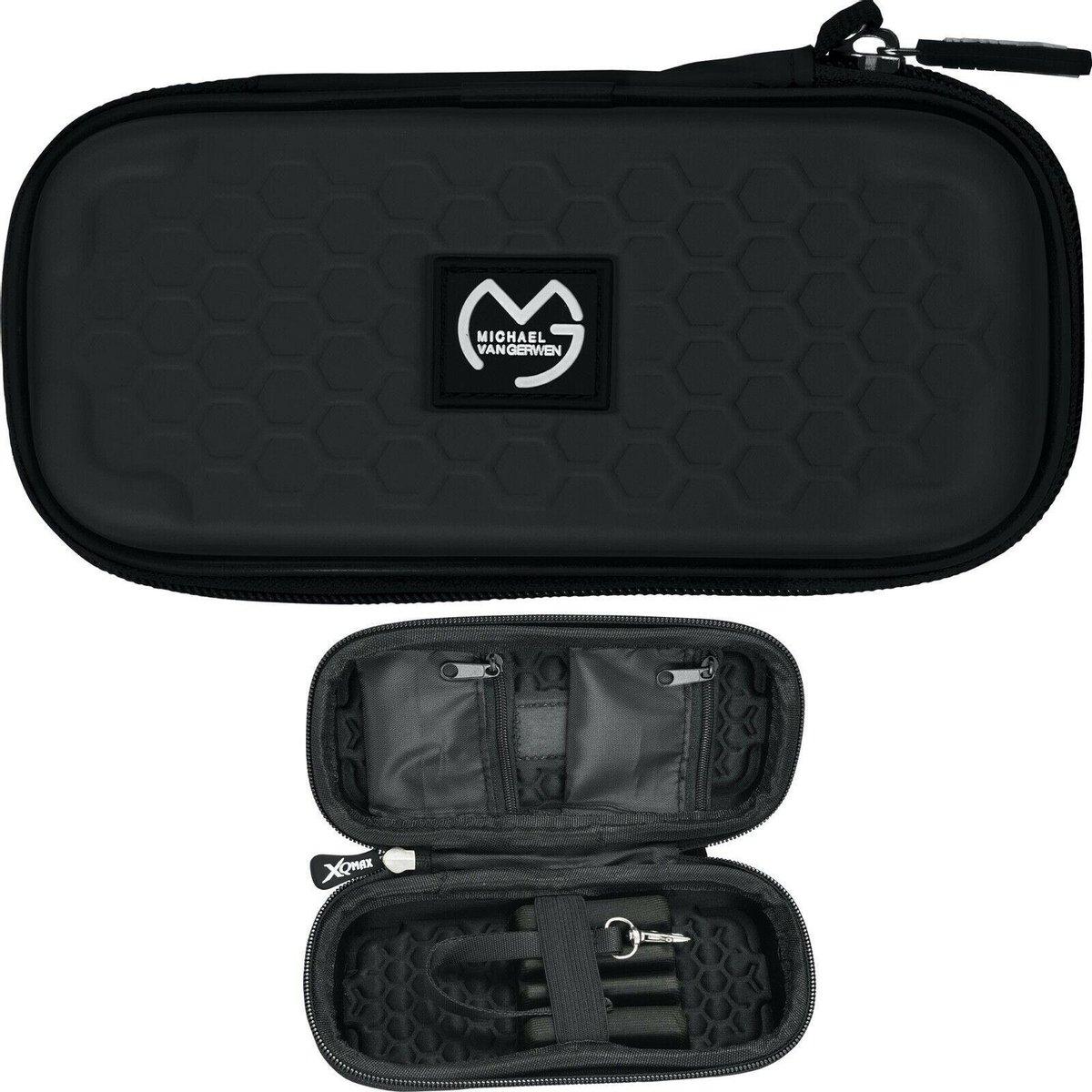 XQMax MVG Dartcase Small - Zwart