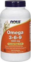 Omega 3-6-9 250softgels