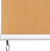 vidaXL Rolgordijn voor buiten 180x140 cm beige  VDXL_43420