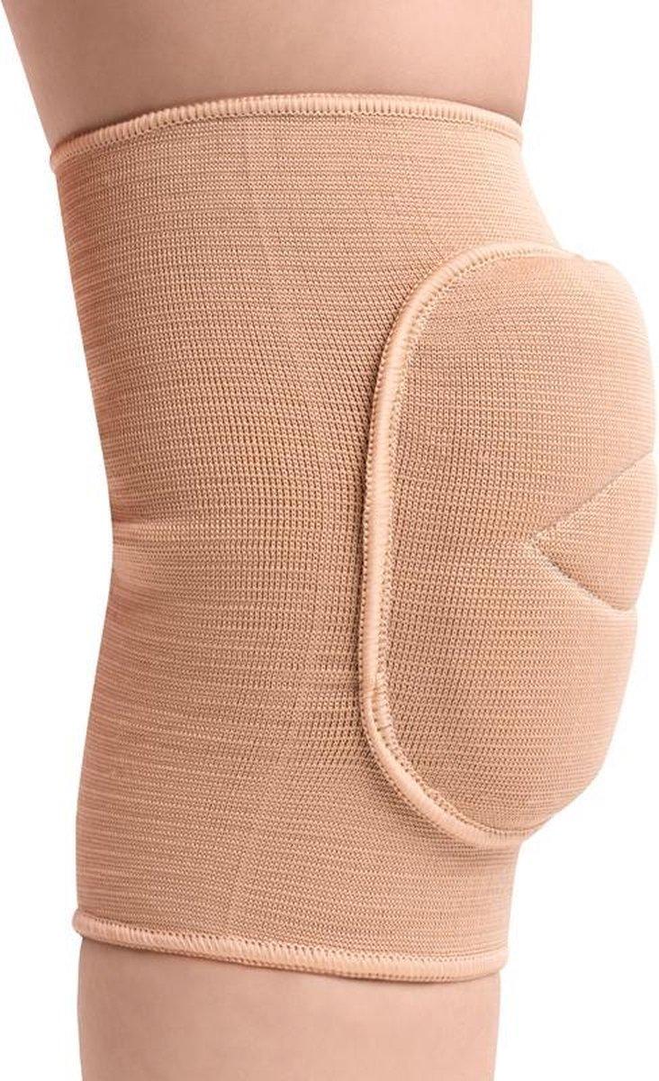 Kniebeschermers Moderne Dans - Sport Kniebeschermer - Lichte Huidskleur - Rumpf 214 - Maat M