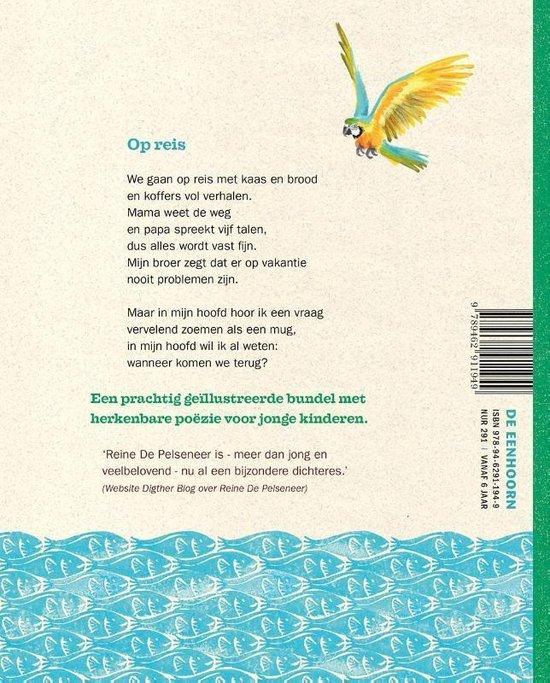 Ahoy! Gedichten over wilde dromen, klein geluk en groot gevoel