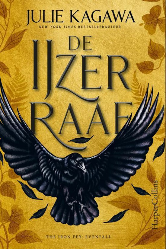 The Iron Fey - Evenfall 1 -   De IJzerraaf