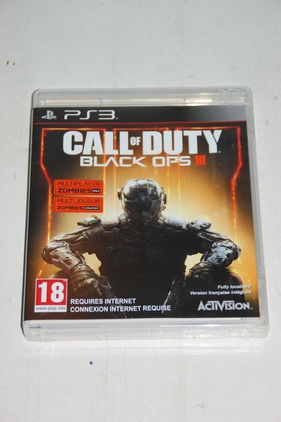Call Of Duty: Black Ops 3 - PS3