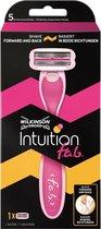 Wilkinson Woman Scheerapparaat Intuition F.A.B.