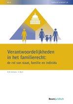 NILG - Familie en recht 24 -   Verantwoordelijkheden in het familierecht: de rol van staat, familie en individu