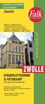 Falkplan - Zwolle stadsplattegrond