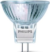 Philips Halogeenlamp - Hal-Dich 4y 20W GU4 12V 30D 2BC/10