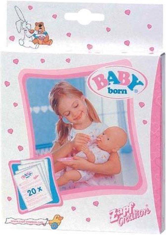 Baby Born Eten 43 Cm