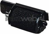 FLWR - Inktrol / IR40 / 5-pack Zwart - Alternatief voor Olivetti IR40