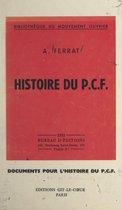 Histoire du P.C.F.