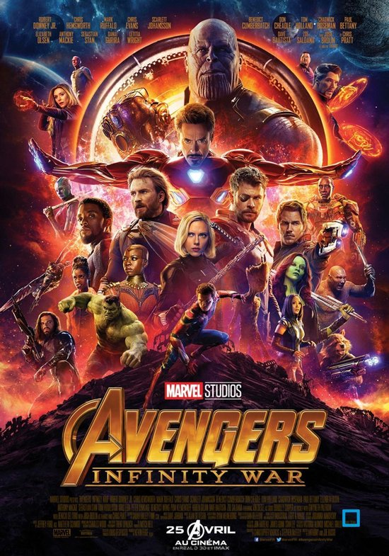Avengers: Infinity War (Blu-ray) - Film