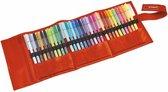 Afbeelding van STABILO Pen 68 - Premium Viltstift - Rollerset - 30 Stuks Etui - Met 25 Standaard + 5 Neon Kleuren