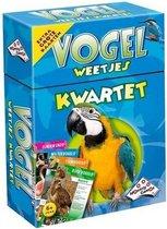 Vogel Weetjes Kwartet - Kaartspel