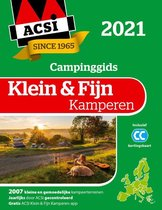 ACSI Campinggids  -  Campinggids Klein & Fijn Kamperen 2021