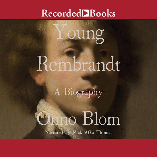 Boek cover Young Rembrandt van Onno Blom (Onbekend)