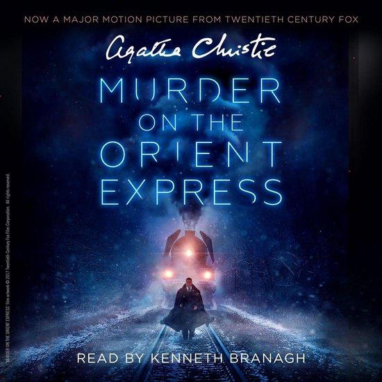Boek cover Murder on the Orient Express (Poirot) van Agatha Christie (Onbekend)