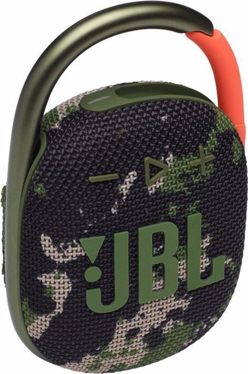 JBL Clip 4 Squad - Draagbare Bluetooth Mini Speaker