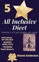 5* Star All Inclusive Dieet
