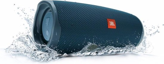 JBL Charge 4 Blauw - Draagbare Bluetooth Speaker