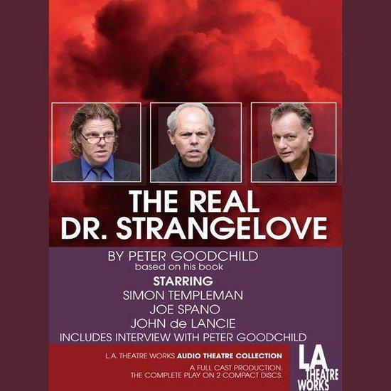 Boek cover The Real Dr. Strangelove van Peter Goodchild (Onbekend)