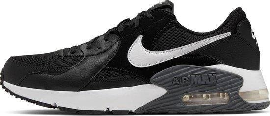 Nike Air Max Excee Heren Sneakers - Black/White-Dark Grey - Maat 48.5