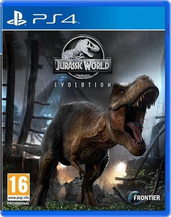 Jurassic World: Evolution - PS4 - Frontier