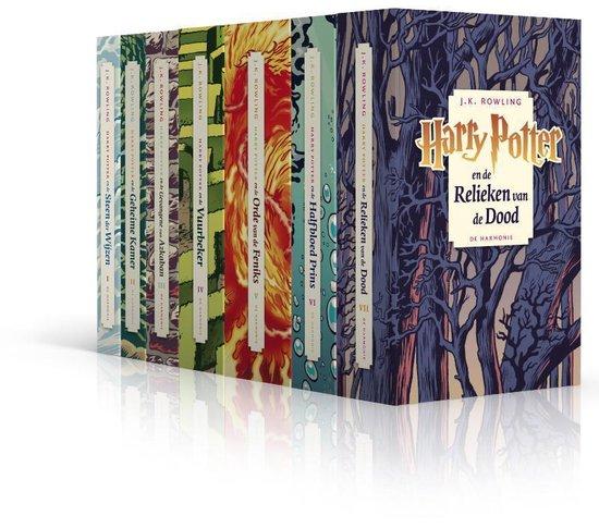 Harry Potter pocketpakket 7 delen