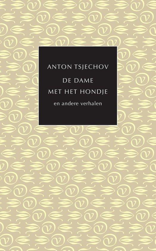 De kleine Russische bibliotheek - De dame met het hondje en andere verhalen - Anton Tsjechov |