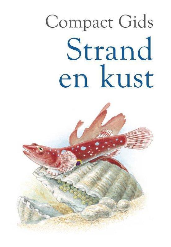 Boek cover Compactgids - Strand en kust van Scribent (Paperback)