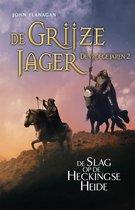 Boek cover De Grijze Jager - De vroege jaren 2 - De Slag op de Heckingse Heide van John Flanagan
