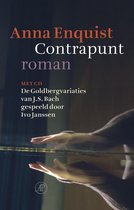 Boek cover Contrapunt + CD van Anna Enquist (Hardcover)