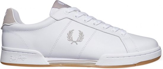 Fred Perry Sneakers - Maat 46 - Mannen - wit/grijs