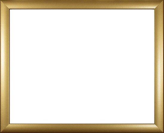 Homedecoration Colorado – Fotolijst – Fotomaat – 26 x 30 cm – goud mat