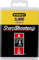 STANLEY 1-TRA204T Nieten - 1000 Stuks - 6mm