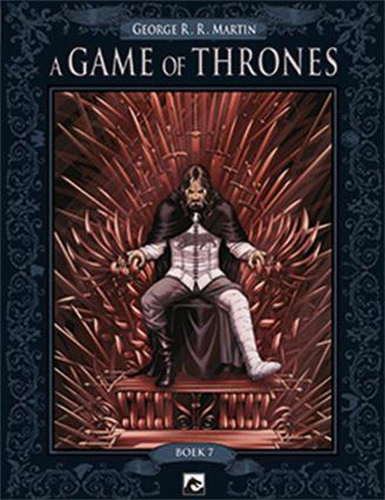 Game of thrones 07. boek 07/12 - George R.R. Martin |